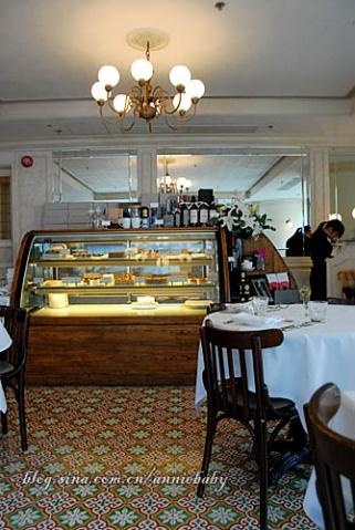 [原创]【食在香港】简洁优雅法国餐agnès b. cafe - 安妮宝贝 - 安妮