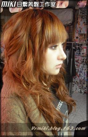 东京叁月最流行发型-长发篇 - miki楚 - MIKI-House日系美髪工作室