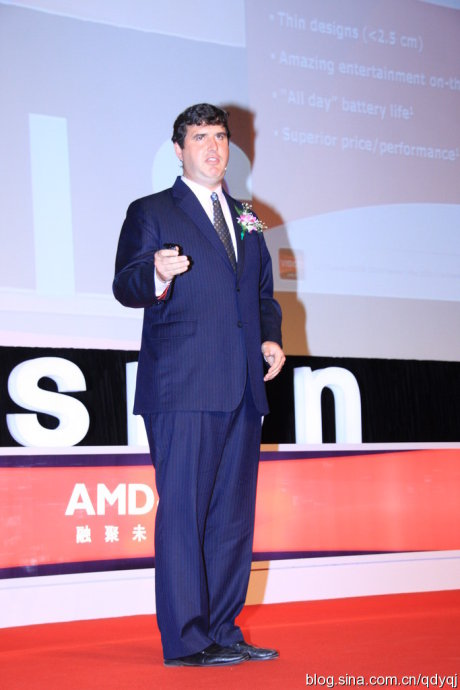 PC厂商押宝AMD新平台  笔记本多核战开打 - 于清教 - 产业智慧。商业思维。