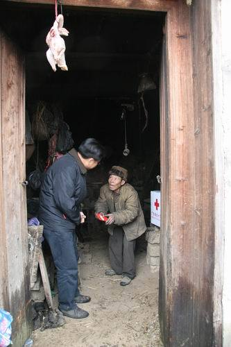 冰封的连州 - 廖新波 - 医生哥波子