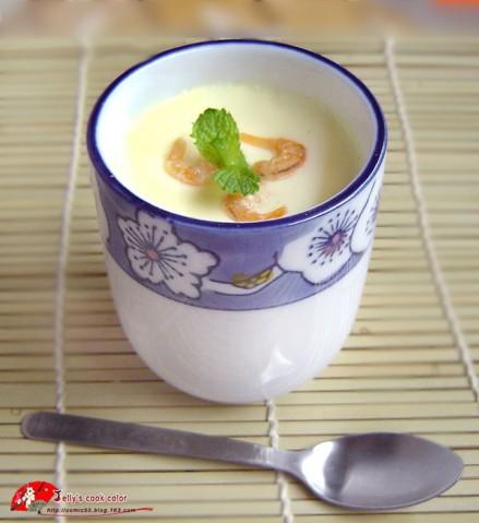 【原创】~美感与口感同在【日式茶杯蒸蛋】+步骤图 - jelly - 果冻の彩