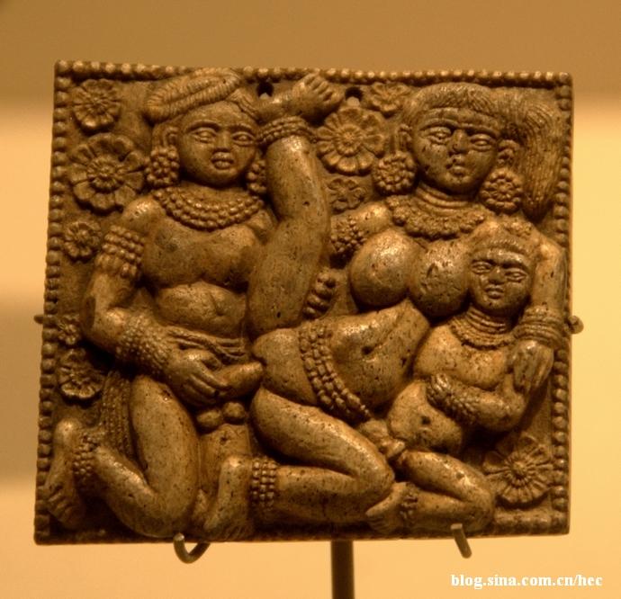 探秘古印度奇丽瑰宝 - 锦玉雕龙 - 锦玉雕龙
