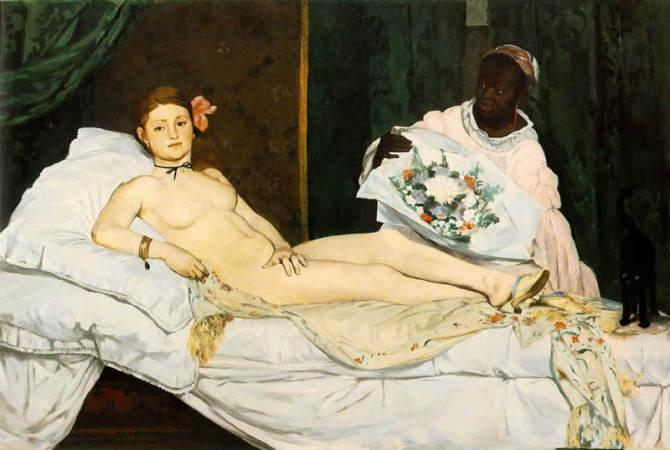 印象画派之Manet、Monet及Renoir - yeejame - yeejame 的博客