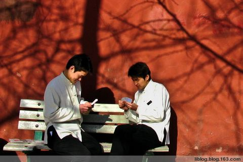 (原创)北京 冬天 印象 A winter impression de Beijing  - liblog - Liblog 第九传媒