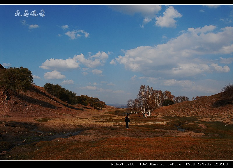坝上(二) - 西樱 - 走马观景