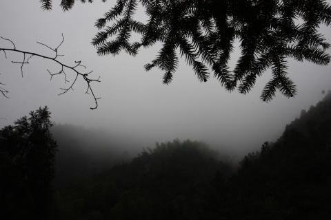 大般山风景 - 汪洋 - 汪洋的博客