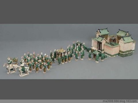 感受祖先的空间艺术 - 千里马(1) - 震后重建de休闲小屋