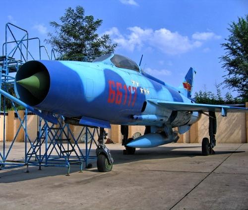 沈阳航空博览园--沈飞-中国飞机的发源地!