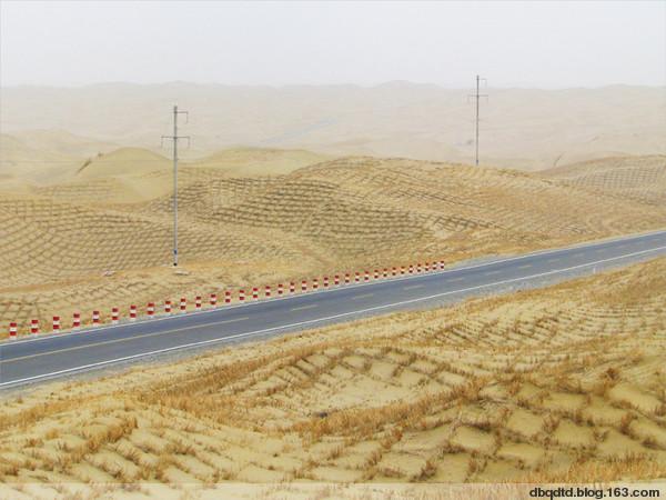 (原创)世界奇迹--塔克拉玛干沙漠公路 - 库鲁克盘羊 - 库鲁克盘羊