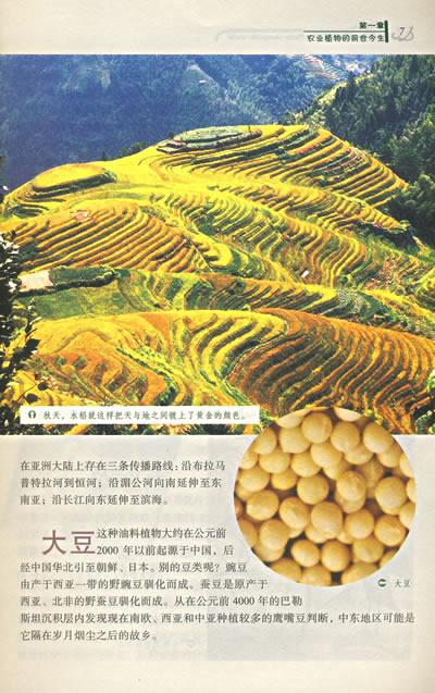 我的新书《植物改变世界》 - 梦亦非 - 小雪初晴楼