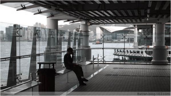 [原]香港·尖沙嘴·中环·维港(之二) - Tarzan - 走过大地