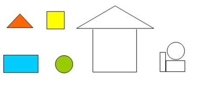 3,正方体可分( )个大小一样的正方形.图片