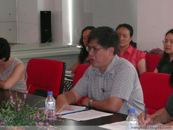 与新加坡学者研讨交流(一) - 孟繁胜 - 孟繁胜的博客