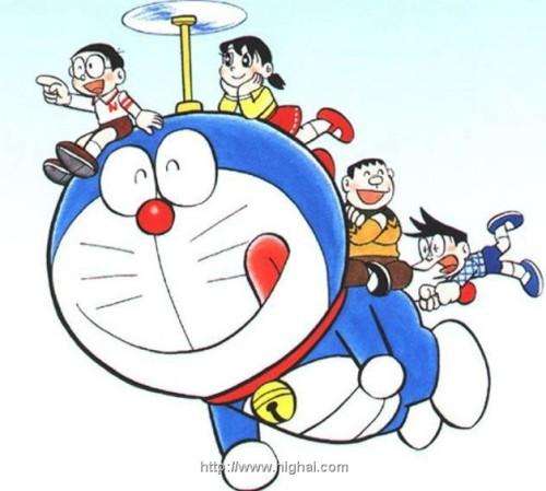 真实的机器猫1 - 山高人为峰 - 山高人为峰