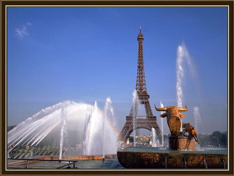 巴黎风光,精品典范! - 端木秀禾 - 端木秀禾的博客