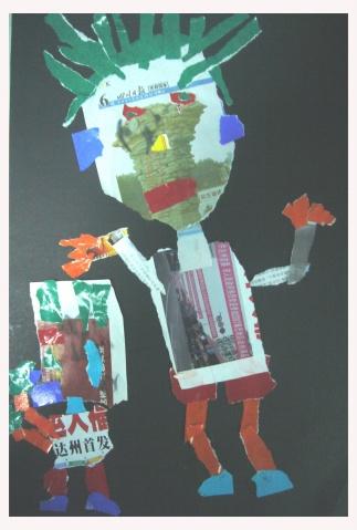 2008年11月16 - 童心飞扬 - 童心看世界