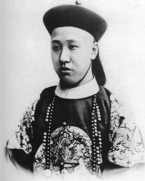 小醇王不跪德国皇帝 - 思公 - 思公