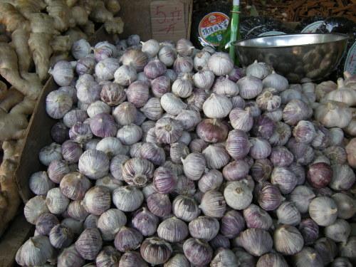 五一假期间的瓜果蔬菜 - 陆新之 - 陆新之的博客