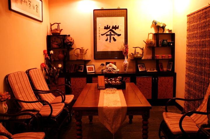 (原创摄影)茶馆 - 刘炜大老虎 - liuwei77997的博客
