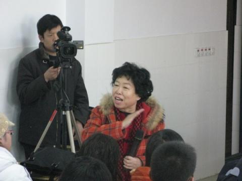"""【图片】河南省2008年""""纵横信息数字化学习研究教学实验课题""""交流研讨会图片 - 纵横一家人 - 济源纵横码abc"""
