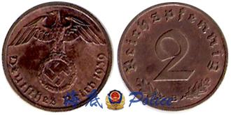 德国钱币[2008年12月26日更新] - 海底POLICE - 海底Police的钱币徽章世界