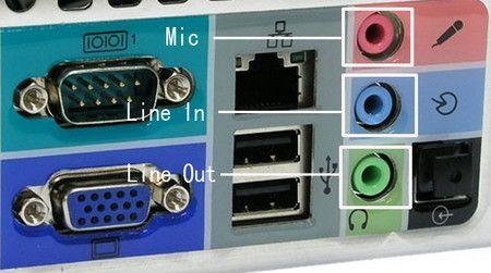 电脑内、外所有连接线(图解) - 狐仙皇后 - 狐仙皇后 真诚欢迎您的光临