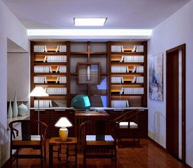 30套书房样板间绝对经典,由你选择。_缘分_缘分博客 -  缘  分 -  缘  分  的  博  客
