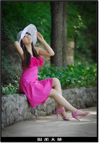 穿裙子的季节 - 白梅映雪 - 白梅映雪