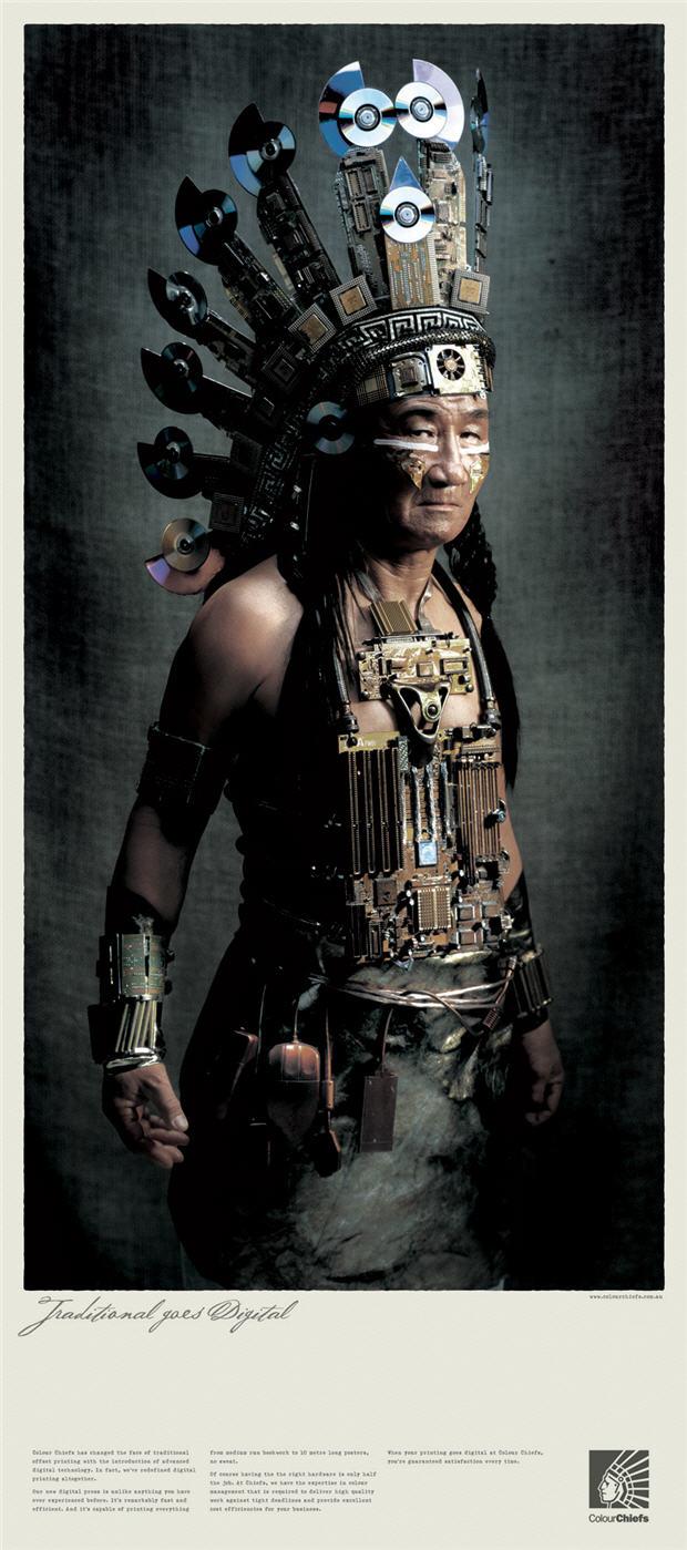 """【图】印第安人的""""数字""""生活 - 翔鱼泡泡 - 天覆群生,海涵万族。瞻彼中原,其祁孔有!"""