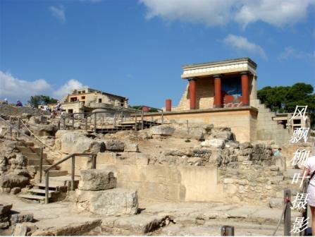 解读愛琴海文明——古希腊之旅 - 陈明远 - 陈明远的博客