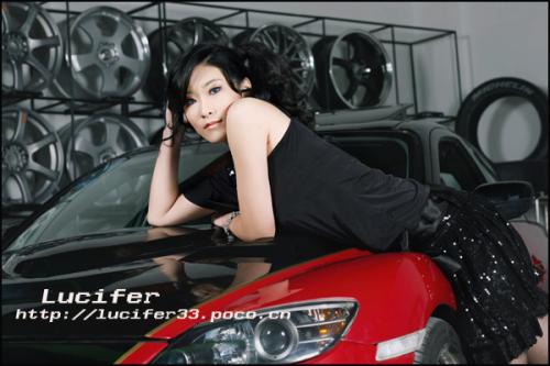 爱车美人  - Lucifer - IM 山寨女王Lucifer