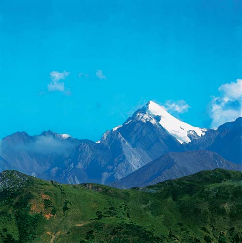 我心中最具魅力的世界遗产——黄龙风景名胜区 - 中华遗产 - 《中华遗产》