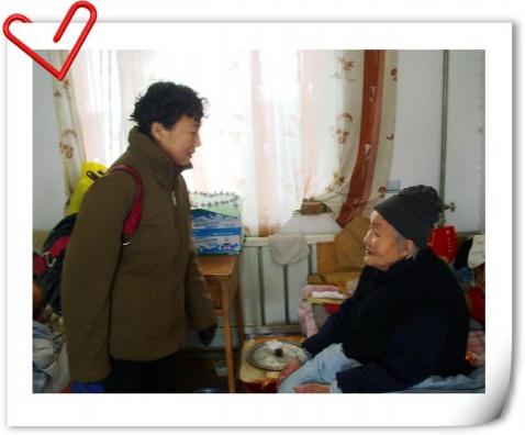 2月8日长安福利院献爱心活动圆满结束 - 玉亭秋 - 玉亭秋的博客