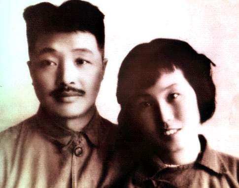 十大元帅的夫妻合影 - 梅梅 - 梅梅的部落格