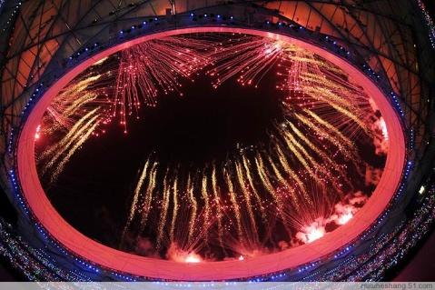 08奥运开幕式图片珍藏 - 冲锋在前 - 冲锋在前的博客