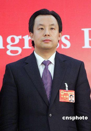 中共中央决定:陆昊任共青团中央第一书记(图)