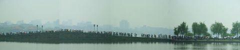不堪重负的杭州西湖 - 吴山狗崽(huangzz) - 吴山狗崽欢迎您的来访 Wushan