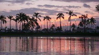 夏威夷游记C --希尔顿夏威夷度假村, 20090614