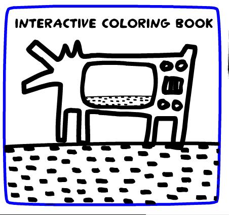 凯斯·哈林Keith Haring(美国1958-1990)作品集1 - 刘懿工作室 - 刘懿工作室 YI LIU STUDIO