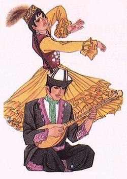 【原创】难忘的新疆南山 - 枫叶流丹 - 枫叶流丹的心韵