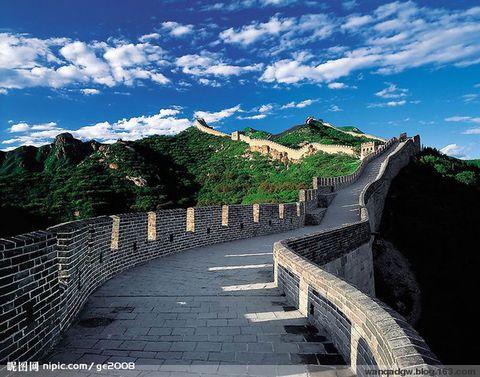 中国名胜---长城 - 红海滩 - 红海滩古玩综合博客