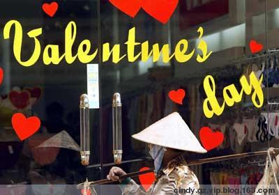世界各国如何庆祝情人节 - Xindy - Xindy的博客