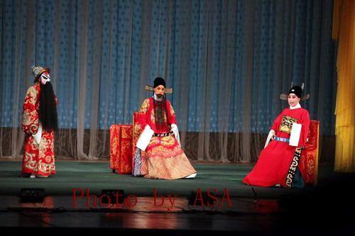 看京剧《三娘教子》 - 懒蛇阿沙 - 懒蛇阿沙的博客