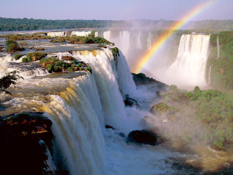精美的流水瀑布图 - 老村长 - 老村长