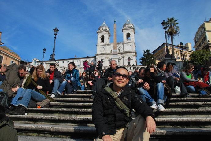 【意大利2】到情人节发源地过没有情人的情… - 行走40国 - 行走40国的博客