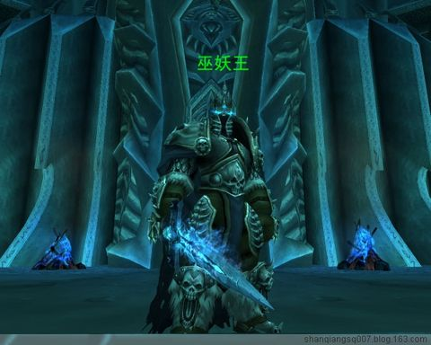 FOR THE LICHKING!!! - RED - ∷红⊙白¤黑∷