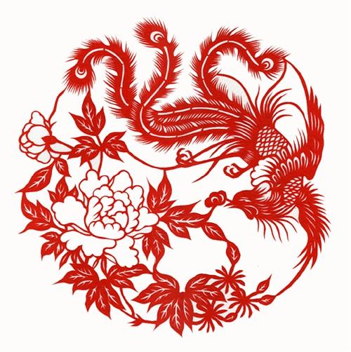 """中国精美剪纸图片欣赏之三 - aicnncn - ˙`藍 山﹎""""的博客"""