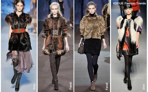 08秋冬米兰时装周流行趋势 2 - 天行健 - 天行健的博客