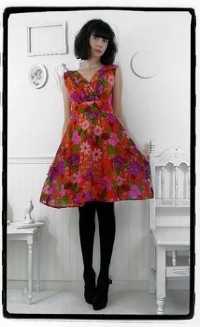 美国女孩Rhiannon Leifheit的搭配范儿 - 暖暖 - 最好的时光