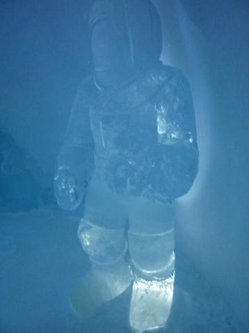 那夜的极光-瑞典北极圈内小镇Kiruna - Wolf D.Chang - 卑微 是老天給我機會 看到尊貴